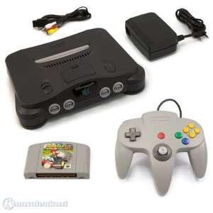 Konsole + Mario Kart + Controller + Zubehör