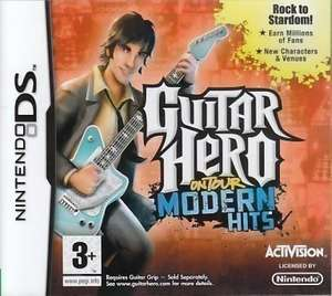 Guitar Hero Modern Hits