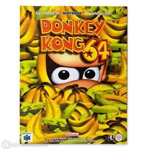 Spieleberater: Donkey Kong 64