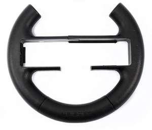 Controller Aufsatz: Lenkrad / Racing Wheel #schwarz [verschiedene Hersteller]