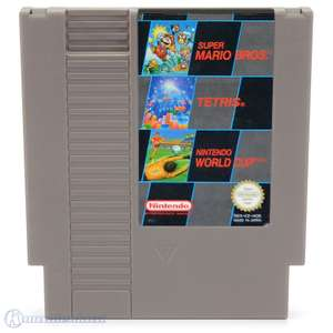 3 in 1: Super Mario Bros. 1, Tetris, Nintendo World Cup