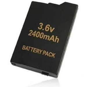 Battery Pack 2400 mAH / 3.6 V |PSP-2000|PSP-3000|