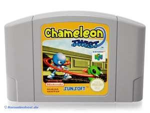 Chameleon Twist 1