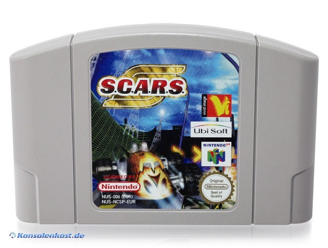 S.C.A.R.S. / SCARS