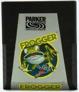 Frogger #Silverlabel V1