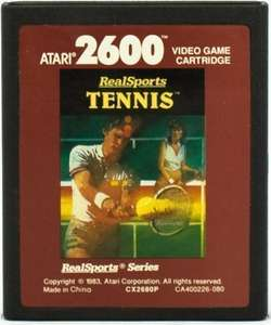 Real Sports Tennis #Redlabel