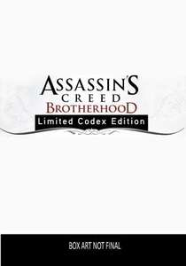 Assassin's Creed: Brotherhood #Limited Codex Edition