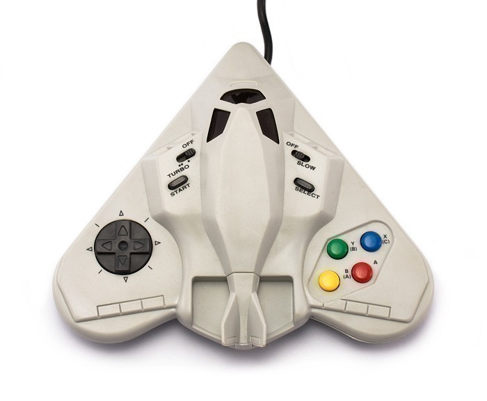 SNES / Super Famicom Controller / Pad Jet Fighter