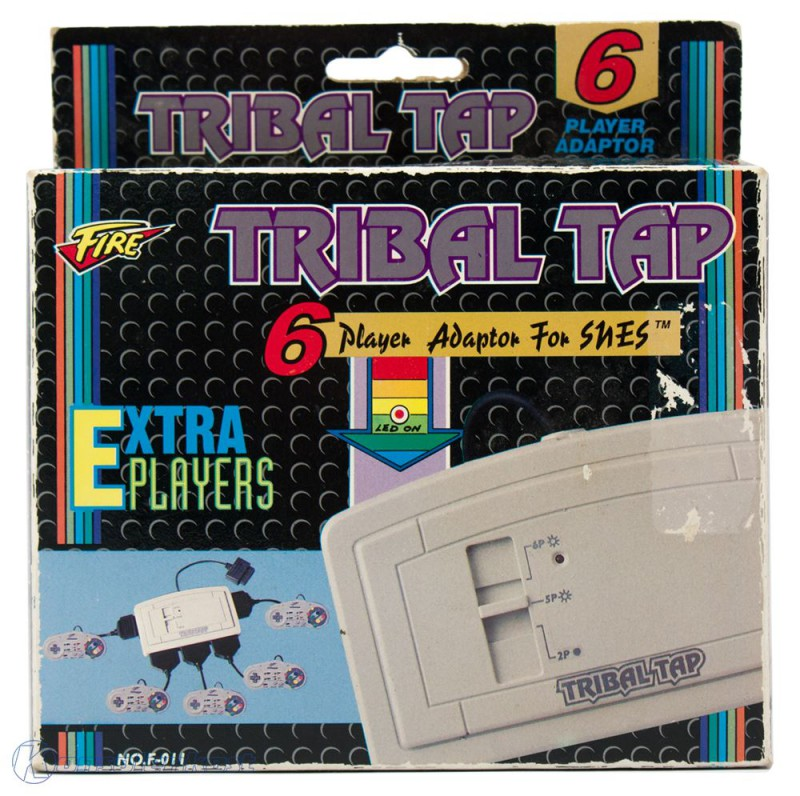 Tribal Tap / Multitap / Multiplayer Adapter
