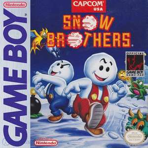 Snow Brothers / Snow Bros Jr. SELTEN!