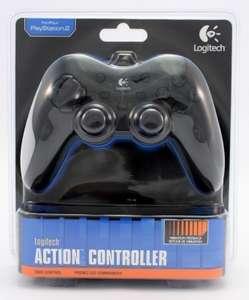 Controller / Pad #schwarz Action Gamepad [Logitech]
