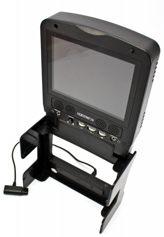 Portable TFT Colour Monitor / LCD Screen #silber [4Gamers]