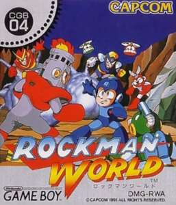 RockMan World 1 / Mega Man