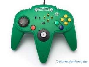 Controller / Pad #grün Competition Pro