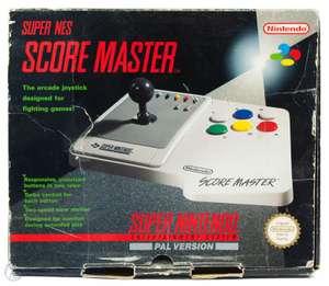 Original Score Master Arcade Stick