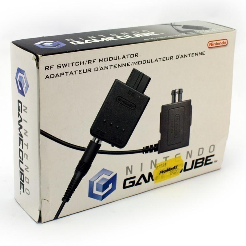 Original Nintendo RF - Antennenkabel / Unit