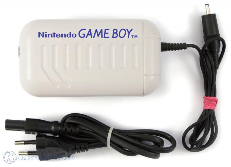 GameBoy - Original Battery Pack / Akku + Netzteil DMG-03-GS [Nintendo]