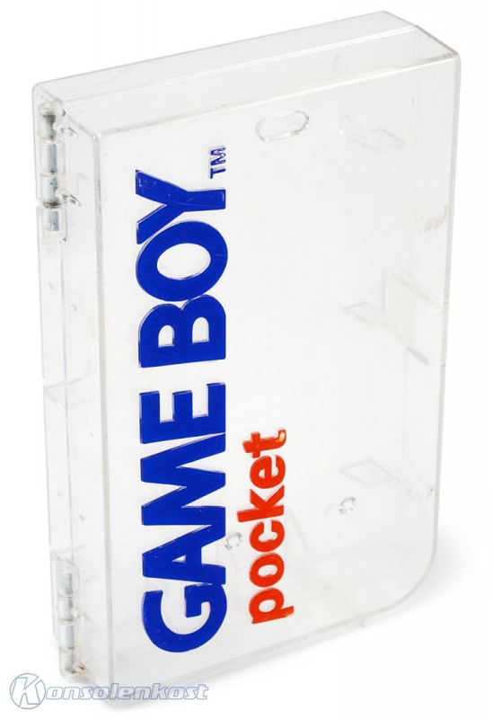 GameBoy - Original Nintendo GB Pocket Case