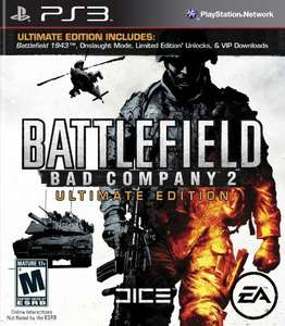 Battlefield: Bad Company 2 #Ultimate Edition