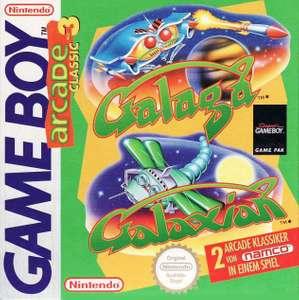 Arcade Classic 3: Galaga Galaxian