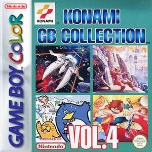 Konami GB Collection Vol. 4