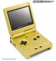 Konsole GBA SP #Zelda Limited Edition + Netzteil