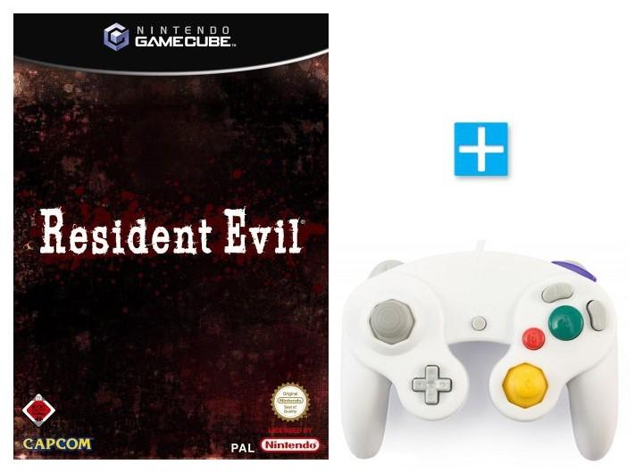 Resident Evil 1 + Controller