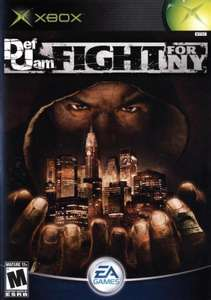 Def Jam Fight for NYC