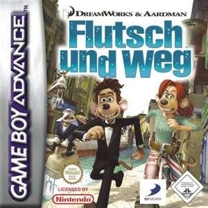 Flutsch und Weg / Flushed Away