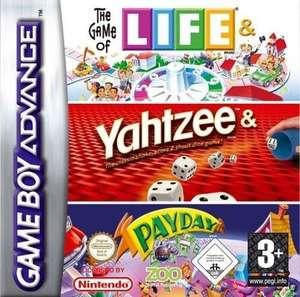 Yahtzee + Payday + Life