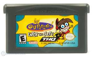 Fairly Odd Parents: Enter The Cleft