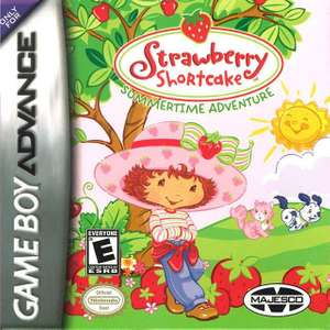 Strawberry Shortcake: Summertime Adventures