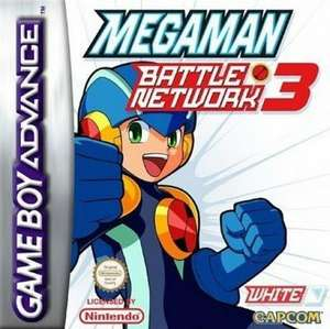 Mega Man: Battle Network 3 White Version