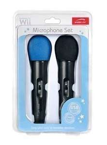 Mikrofon / Microphone Doppelpack [Speedlink]