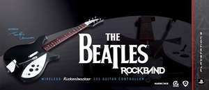 Rock Band Beatles Guitar Controller / Gitarre Wireless #Rickenbacker 325 John Lennon