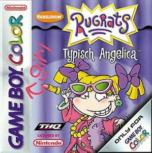 Rugrats: Typisch Angelica / Totally Angelica