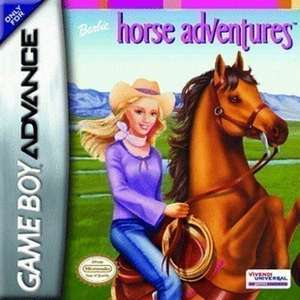 Barbie Horse Adventure: The Big Race