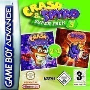 Crash & Spyro Super Pack Vol. 3