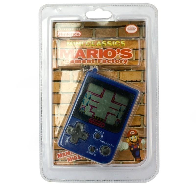 GameBoy Mini Classics: Marios Cement Factory