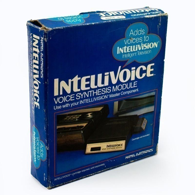 Intellivoice Voice Synthesis Module