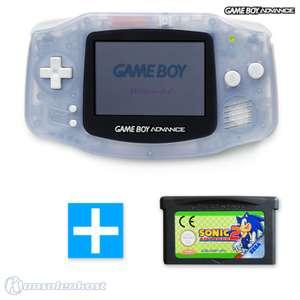 Konsole + Sonic Advance 2