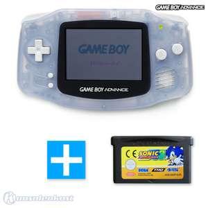 Konsole + Sonic Advance 3
