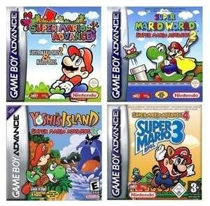 Super Mario Advance Bundle: Teil 1-4
