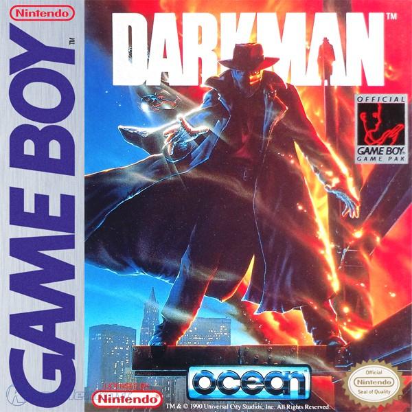 Darkman SELTEN!