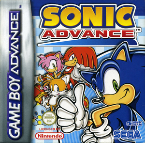 Sonic Advance 1