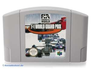 F-1 World Grand Prix 1