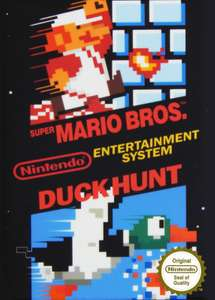 2in1: Super Mario Bros. 1 + Duck Hunt