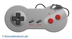 Dogbone USB Controller / Control Pad in NES Design [Tomee]