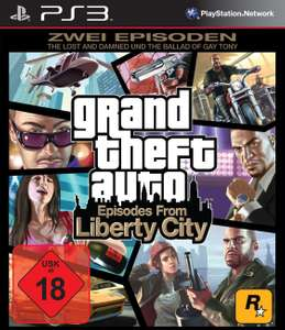 Grand Theft Auto / GTA: Episodes from Liberty City