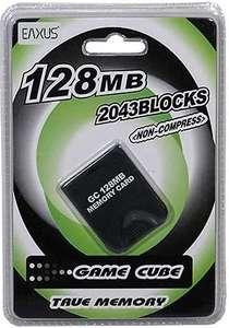Memory Card / 128 MB Speicherkarte für GameCube Spiele